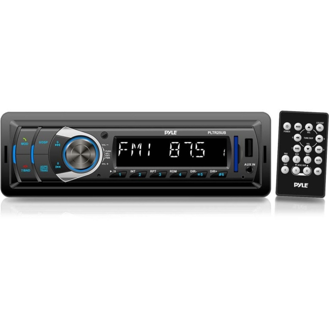 Pyle Car Flash Audio Player PLTR25UB