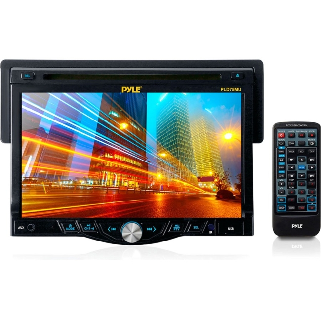 Pyle Car DVD Player PLD75MU