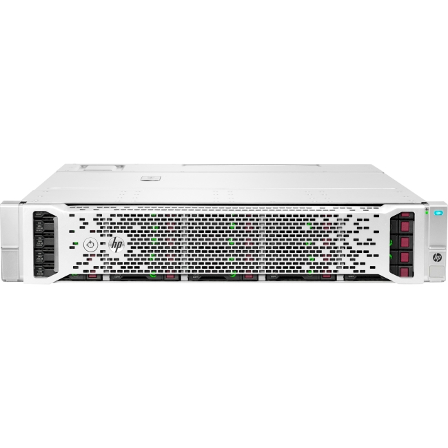HP Chassis With (25) 2.5-inch Drive Bays QW967A D3700
