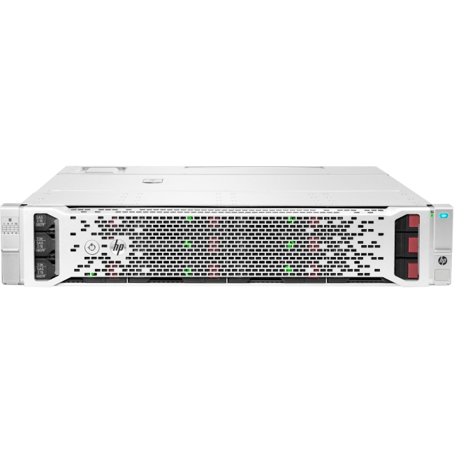 HP Chassis With (12) 3.5-inch Drive Bays QW968A D3600
