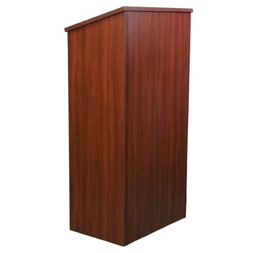 AmpliVox Full Height Wood Lectern W280-MH W280