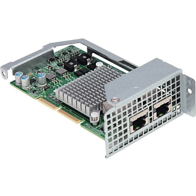 Supermicro 10 Gigabit Ethernet Adapter AOC-CTG-I2T