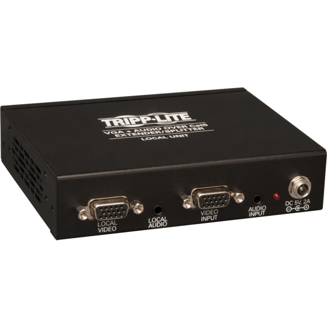 Tripp Lite 4 Port Extender/Splitter Local (Transmitter) Unit B132-004A-2