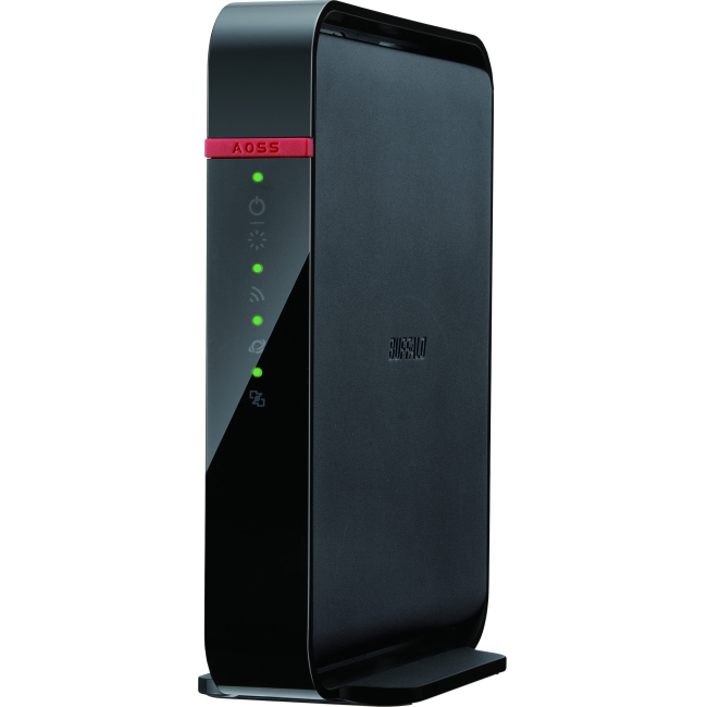 AirStation N600 Dual Band Wireless Router Buffalo Technology