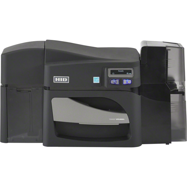 Fargo ID Card Printer / Encoder Dual Sided 055120 DTC4500E