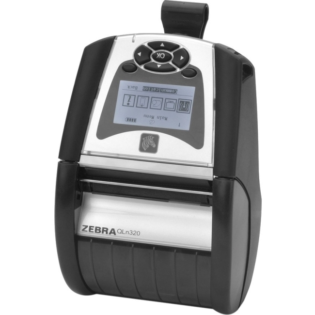 Zebra QLn320 Mobile Printer QN3-AUNA0M00-00 QLN320