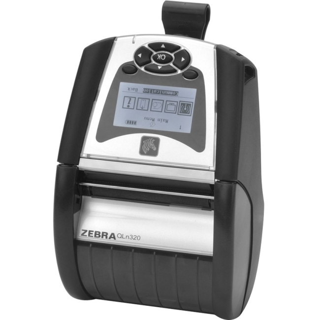 Zebra QLn320 Mobile Printer QN3-AUCA0M00-00 QLN320