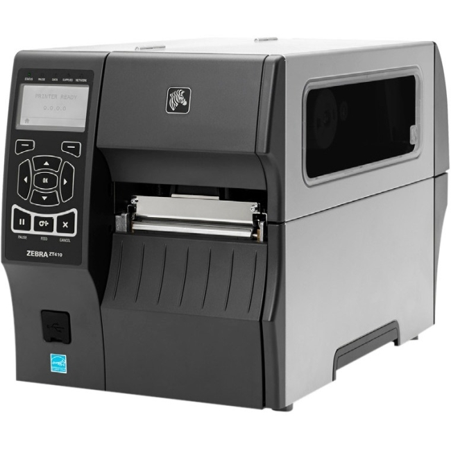 Zebra ZT400 Label Printer ZT41043-T310000Z ZT410
