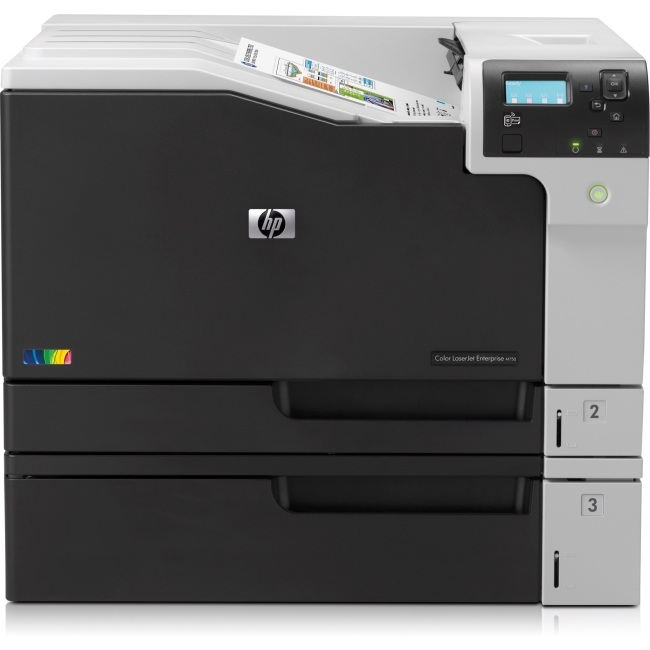 HP Color LaserJet Enterprise - Refurbished D3L08AR#BGJ M750N