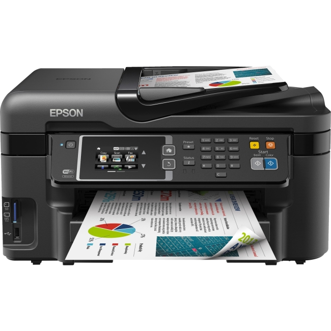 Epson WorkForce C11CD19201 WF-3620