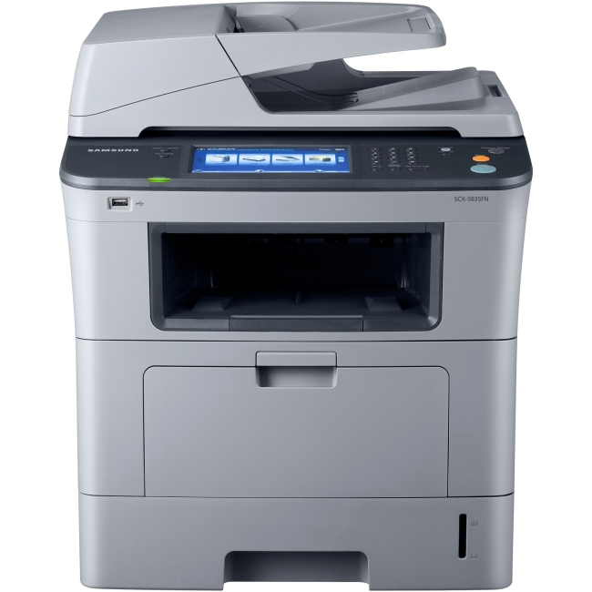 Samsung Laser Multifunction Printer Government Compliant SCX-5835FN-TAA SCX-5835FN