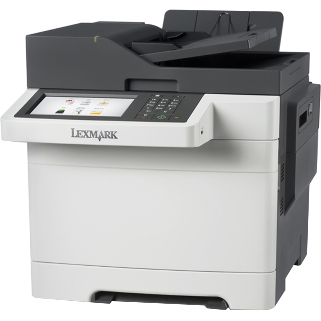 Lexmark Multifunction Printer Government Compliant 28ET646 CX510DHE