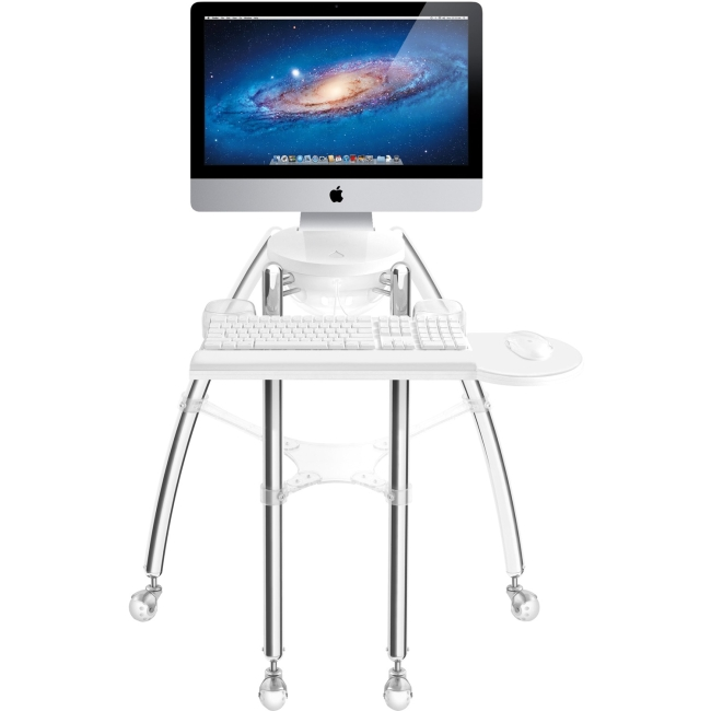 "Rain Design iGo - Standing Model for iMac 24""/27 12004"