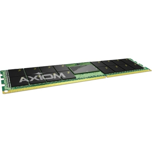 Axiom 32GB Quad Rank LRDIMM PC3L-14900L Load Reduced LRDIMM 1866MHz 1.5v 708643-B21-AX