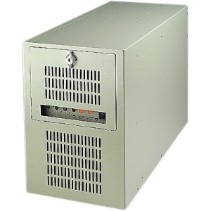 Advantech Quiet Desktop/Wallmount Chassis Ready for ATX Motherboard IPC-7220-00XQE IPC-7220