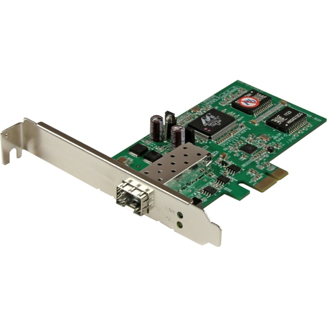 StarTech.com 1 Port PCI Express Gigabit SFP Network Card PEX1000SFP2