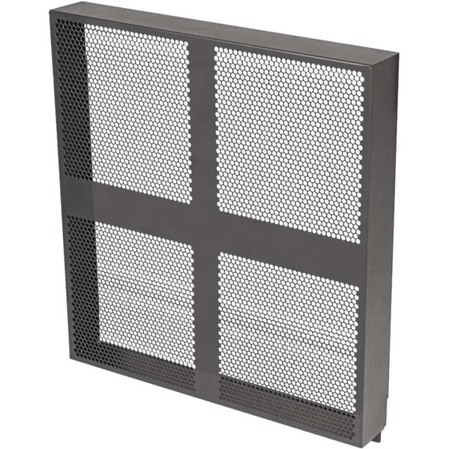 Innovation First 12U, Front Cover for Open Frame Wall Mount Rack 105-1753