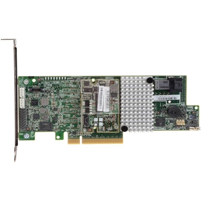 Контроллер LSI SAS 9361-4I SGL LSI00415