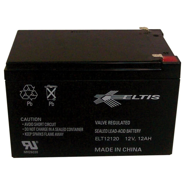 Altronix Security Device Battery BT1212