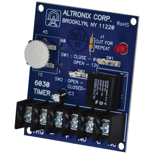 Altronix Digital Timer 6030