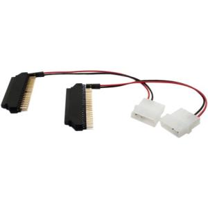 "Aleratec 2.5"" to 3.5"" IDE Hard Drive Adapter 2-Pack 350116"