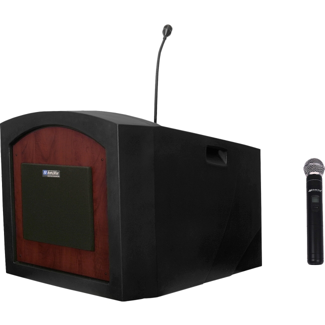 AmpliVox Wireless Pinnacle Tabletop Lectern SW3240-MH SW3240