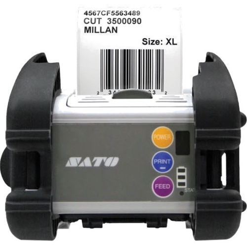 "Sato | 2"" Mobile Thermal Printer WWMB14080 MB200i"
