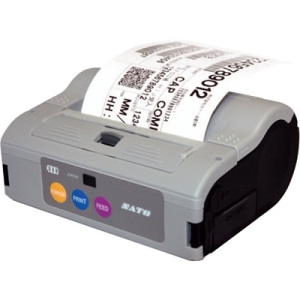 "Sato MB4i | 4"" Mobile Thermal Printer WWMB54080 MB400i"
