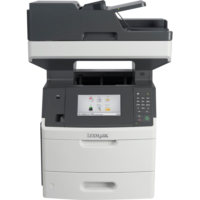 Lexmark Multifunction Laser Printer Government Compliant 24TT485 MX710DE