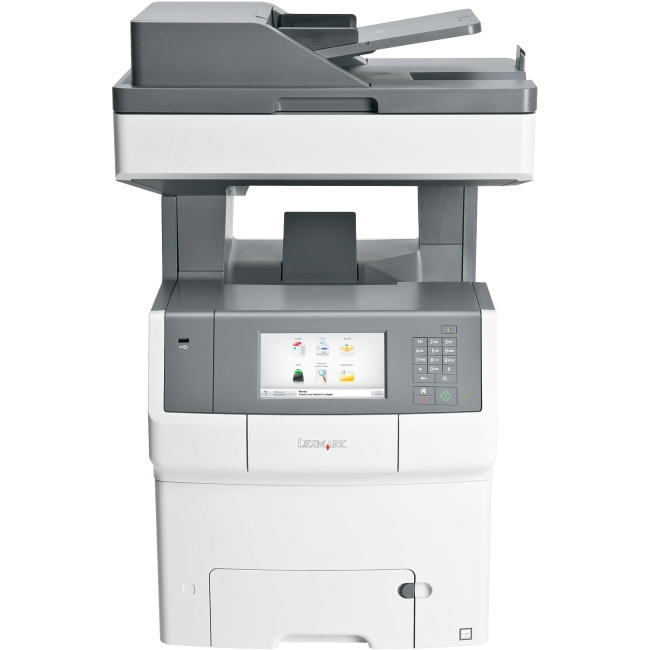 Lexmark Color Laser MFP Government Compliant CAC Enabled 34TT042 X748DE