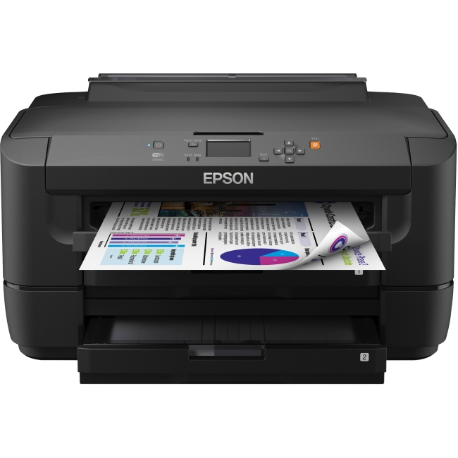 Epson WorkForce Inkjet Printer C11CC99201 WF-7110