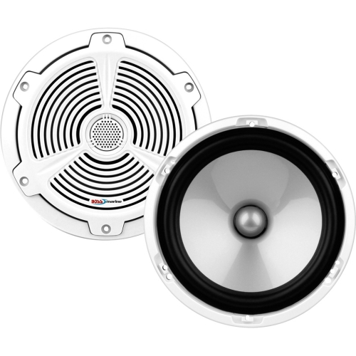 "Boss Audio 6.5"" 2-way 350W Marine Full Range Speaker MR652C"