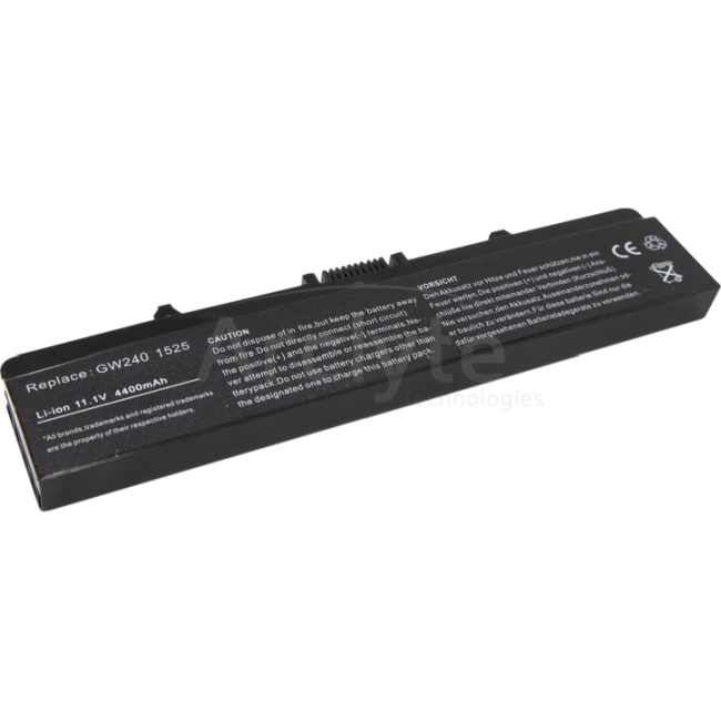 Arclyte 6-Cell Dell Battery N00286