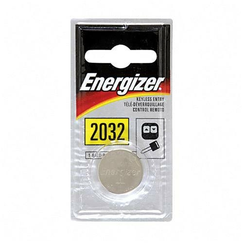 Energizer Coin Lithium 2032 Battery ECR-2032BP