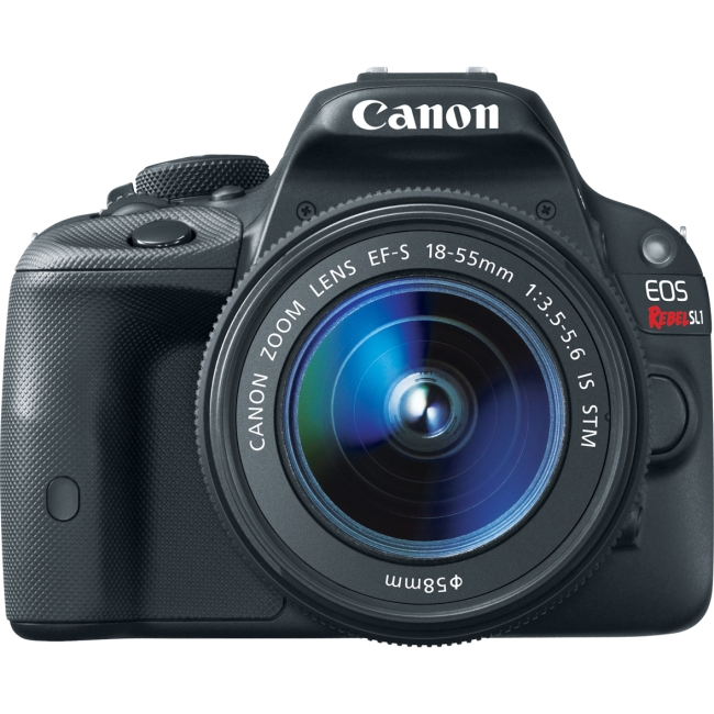 Canon EOS Rebel 18-55mm IS STM Kit 8575B003 SL1