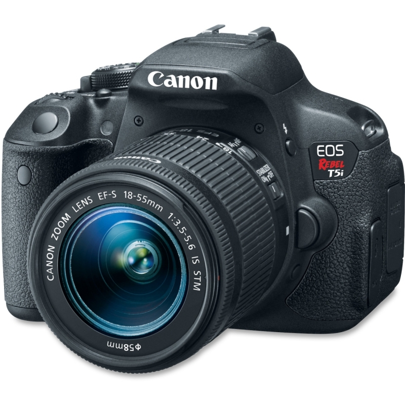 Canon EOS Rebel 18-55mm IS STM Kit 8595B003 CNM8595B003 T5i