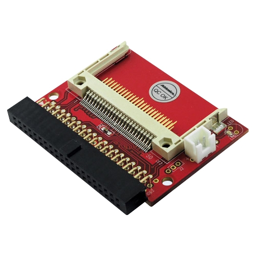 Addonics Embedded Dual IDE to CF Adapter ADEBIDE2CF