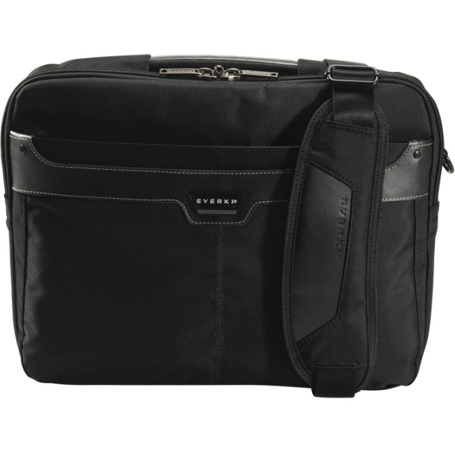 Everki Tempo Ultrabook/MacBook Air Bag - Briefcase, fits up to 13.3 EKB428