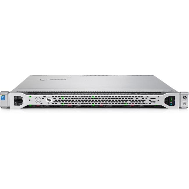 HP ProLiant DL360 Gen9 E5-2620v3 1P 16GB-R H240ar 2x500W ...