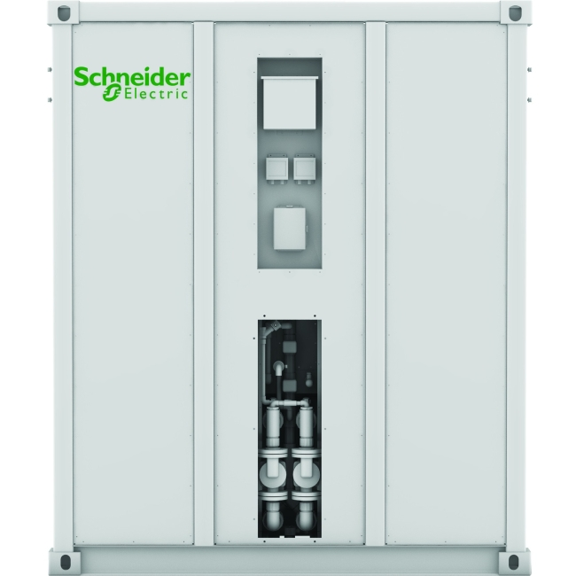 Schneider Electric EcoBreeze Frame 20' (6m) 480/3/60 VAC 4 Module Installed ACECFR20200SE4