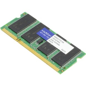AddOn 1GB DDR2 667MHZ 200-pin SODIMM F/Dell Notebooks A0631773-AA