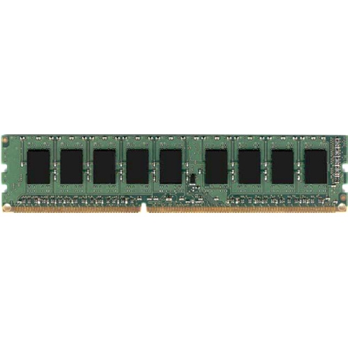 Dataram DDR3-1600, PC3-12800, Unbuffered, ECC, 1.5V, 240-pin, 2 Ranks DRH81600U/8GB