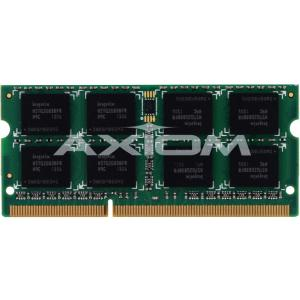 Axiom PC3L-10600 SODIMM 1333MHz 1.35v 4GB Low Voltage SODIMM TAA Compliant AXG50893339/1
