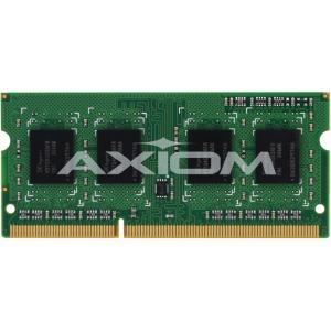 Axiom PC3L-12800 SODIMM 1600MHz 1.35v 8GB Low Voltage SODIMM H6Y77AA-AX