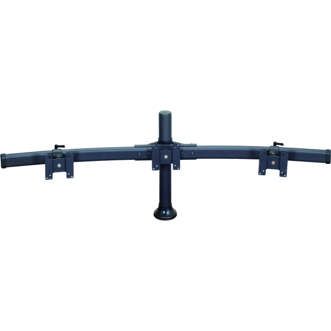 Premier Mounts Triple Monitor Curved Bow Arm MM-CB3