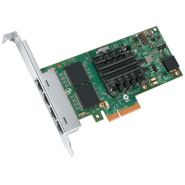 Intel Ethernet Server Adapter I350T4V2 I350-T4