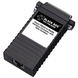 Black Box Asynchronous Transceiver IC520A-F