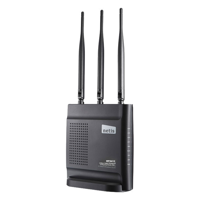 Netis 300Mbps Wireless N Router WF-2409
