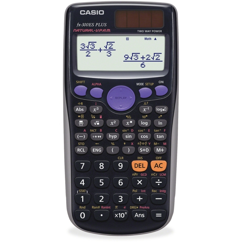 Casio Scientific Calculator fx-300ESPlus CSOFX300ESPLUS