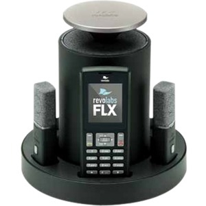 Revolabs FLX2 IP Conference Station 10-FLX2-200-DUALVOIP 10-FLX2-200-DUAL-VOIP
